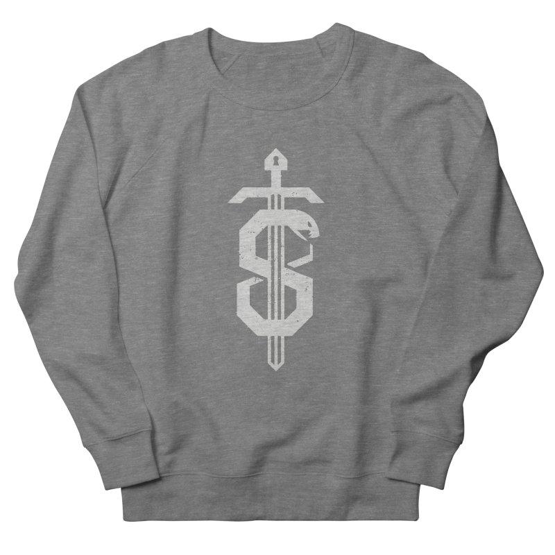Secret Panel Logo Women's Sweatshirt by Delicious Design League