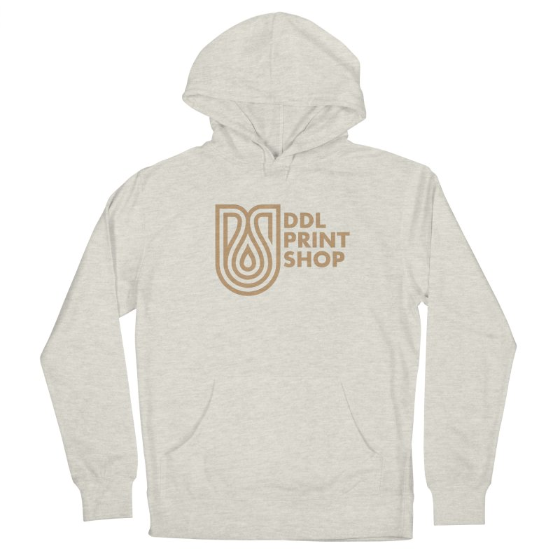 DDL Print Shop Logo Women's Pullover Hoody by Delicious Design League