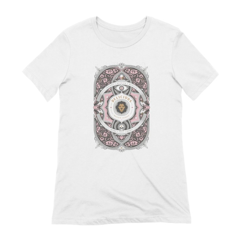 Heart & Soul of DDL Women's T-Shirt by Delicious Design League