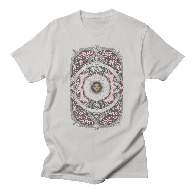 Heart & Soul of DDL Men's T-Shirt by Delicious Design League