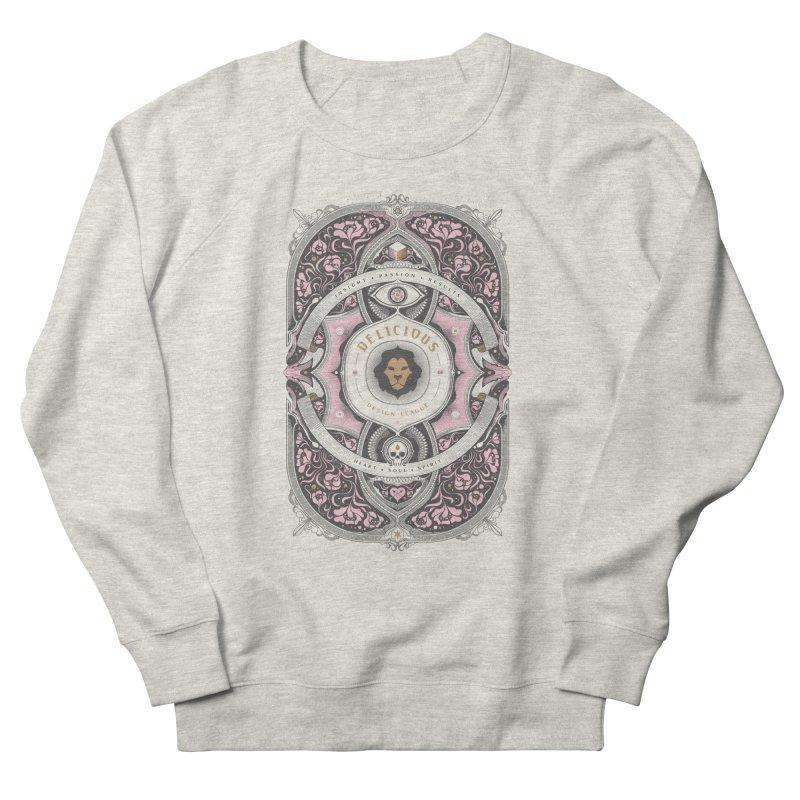 Heart & Soul of DDL Men's Sweatshirt by Delicious Design League