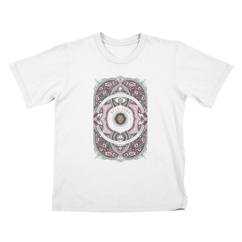 Heart & Soul of DDL Kids T-Shirt by Delicious Design League