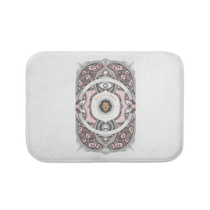 Heart & Soul of DDL Home Bath Mat by Delicious Design League