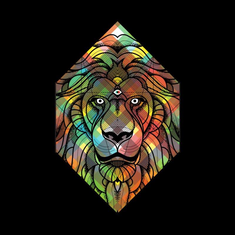 Delicious Lion by Delicious Design Studio