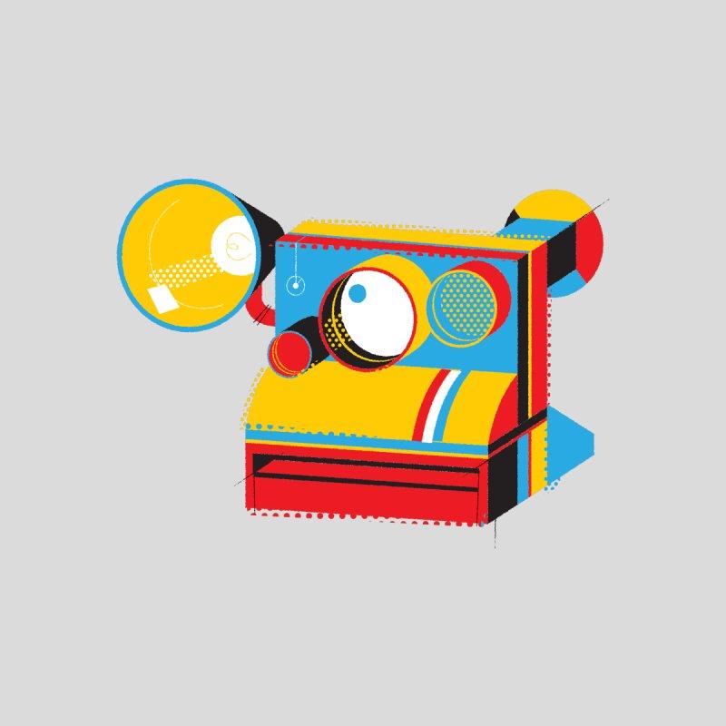 Instant Camera by Delicious Design Studio