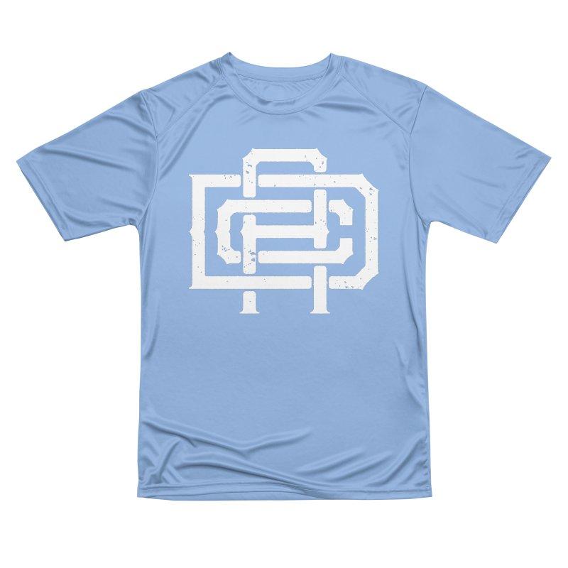 Athletic Design Club Monogram Women's T-Shirt by Delicious Design League
