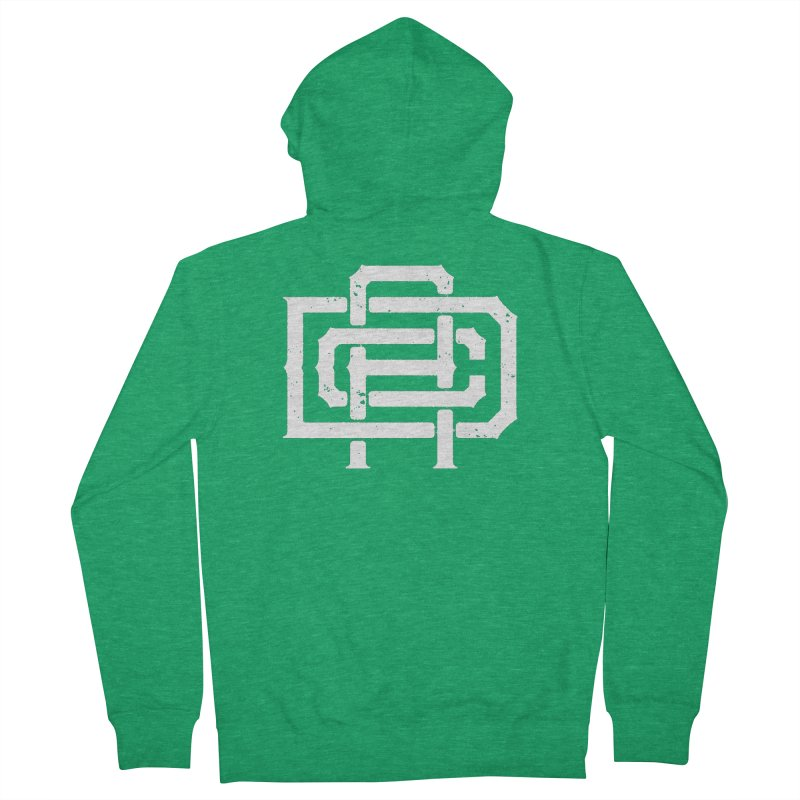 Athletic Design Club Monogram Women's Zip-Up Hoody by Delicious Design League