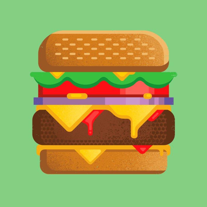 Burger by Delicious Design Studio