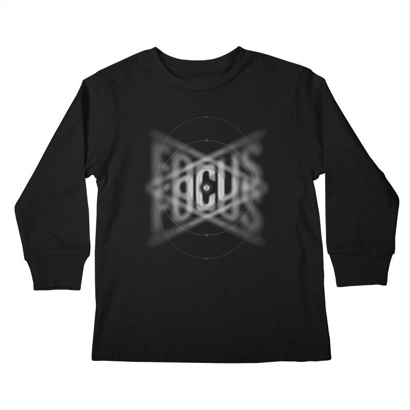 Focus Kids Longsleeve T-Shirt by Delicious Design Studio