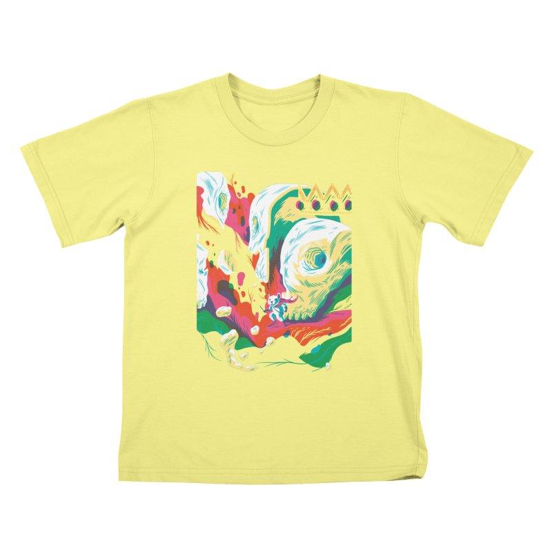 Explorer Kids T-shirt by deliciousdesignleague's Artist Shop