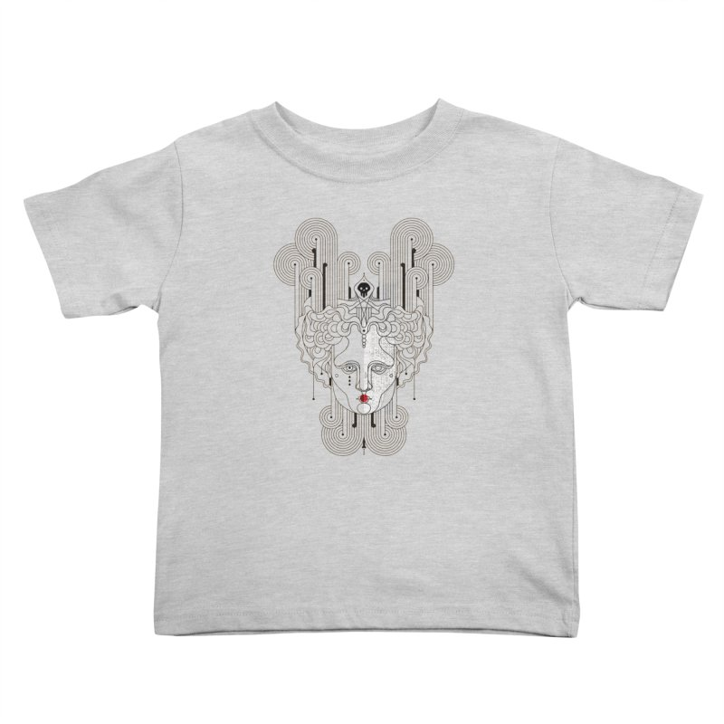 Orpheum Kids Toddler T-Shirt by deliciousdesignleague's Artist Shop