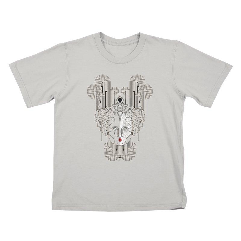 Orpheum Kids T-Shirt by deliciousdesignleague's Artist Shop