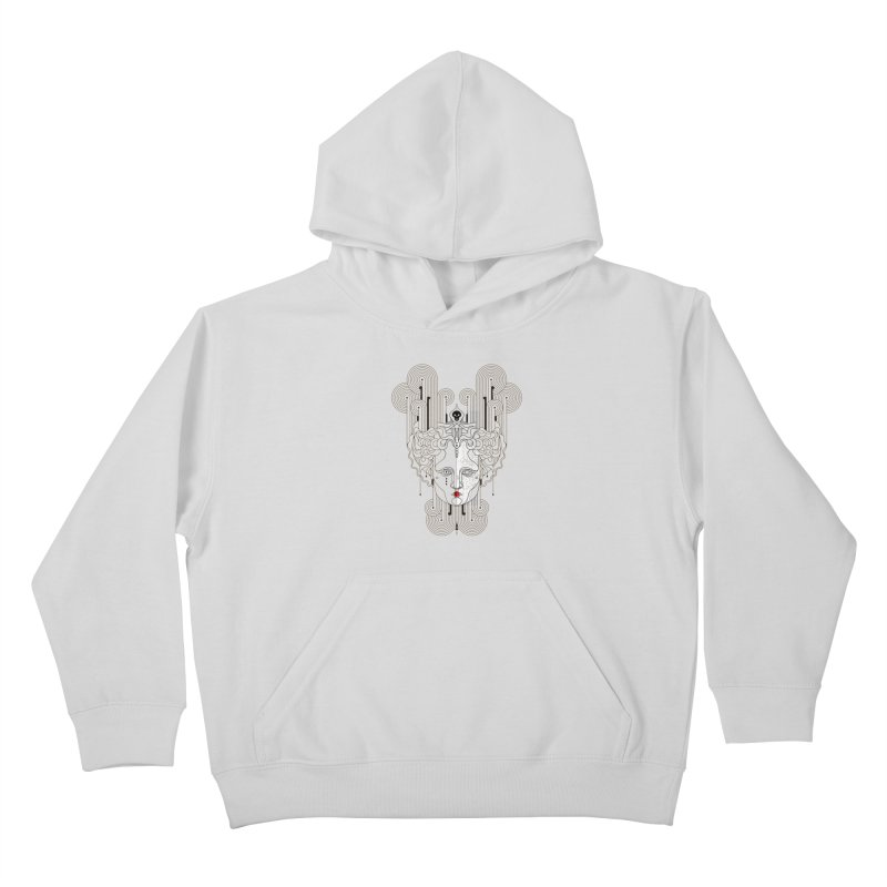 Orpheum Kids Pullover Hoody by Delicious Design Studio