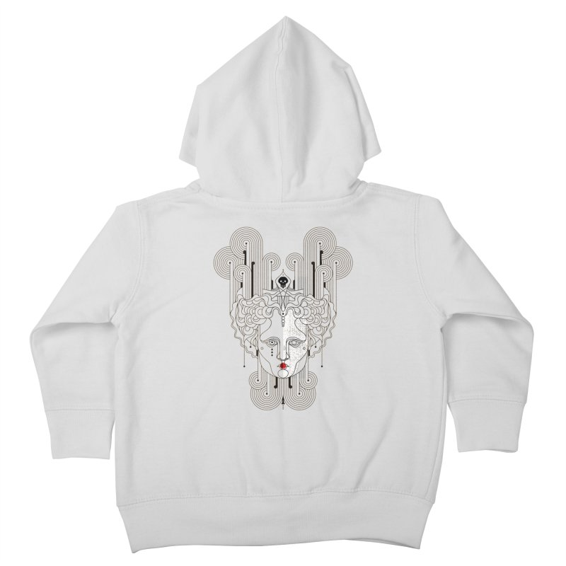 Orpheum Kids Toddler Zip-Up Hoody by deliciousdesignleague's Artist Shop