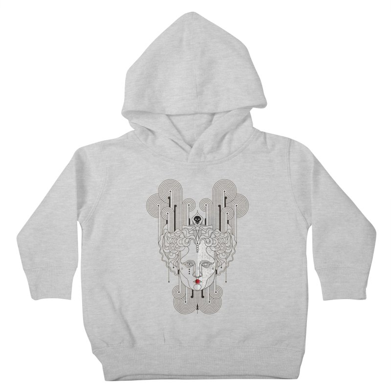 Orpheum Kids Toddler Pullover Hoody by deliciousdesignleague's Artist Shop