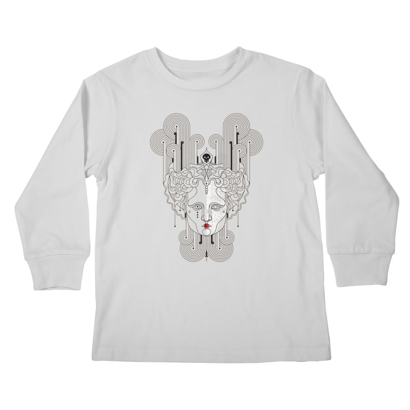 Orpheum Kids Longsleeve T-Shirt by Delicious Design Studio