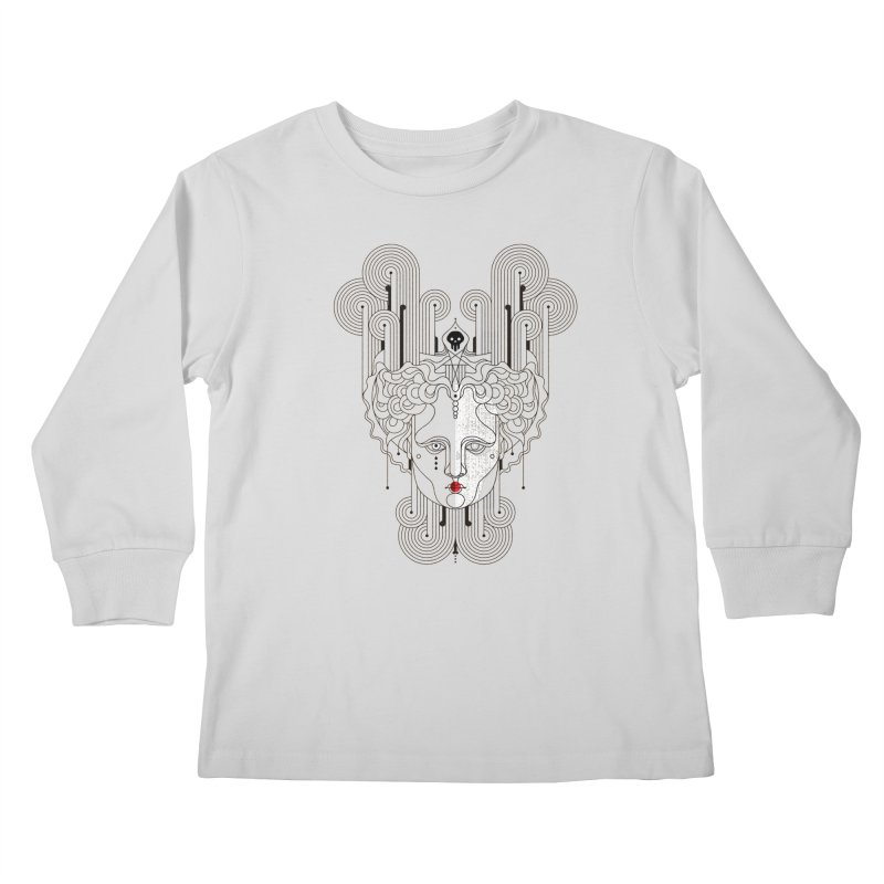 Orpheum Kids Longsleeve T-Shirt by deliciousdesignleague's Artist Shop