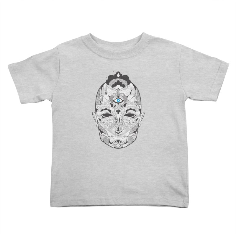 King Kids Toddler T-Shirt by deliciousdesignleague's Artist Shop