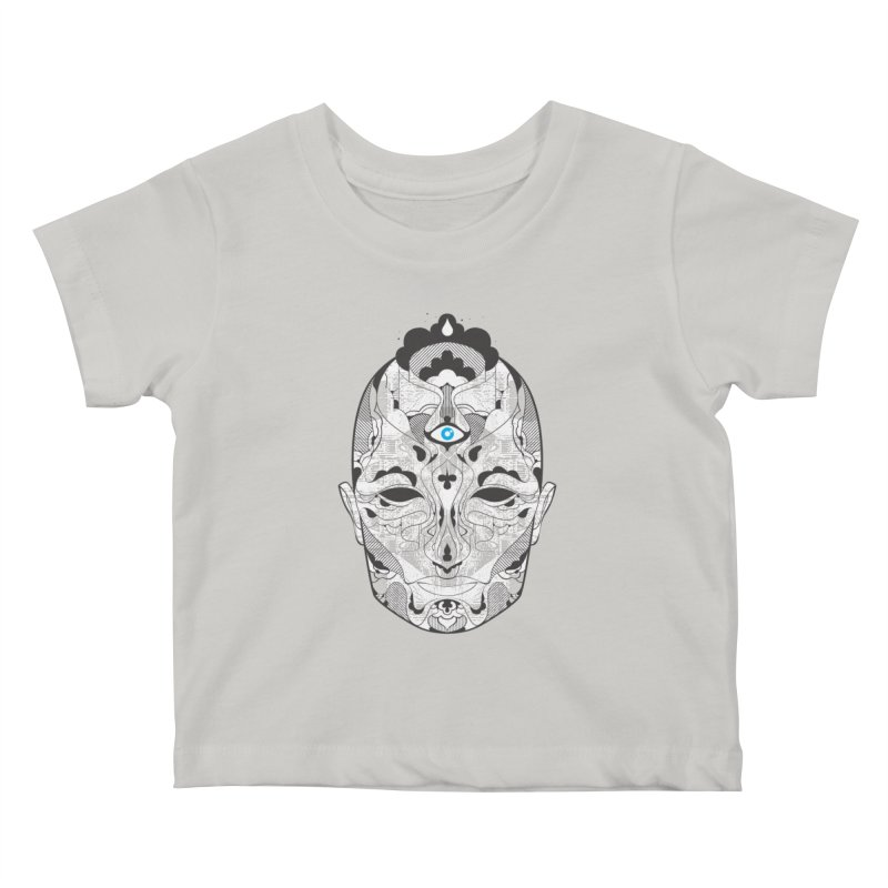 King Kids Baby T-Shirt by deliciousdesignleague's Artist Shop