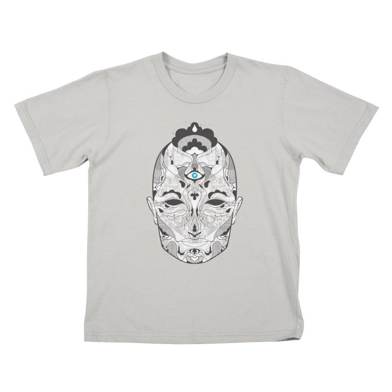 King Kids T-Shirt by deliciousdesignleague's Artist Shop