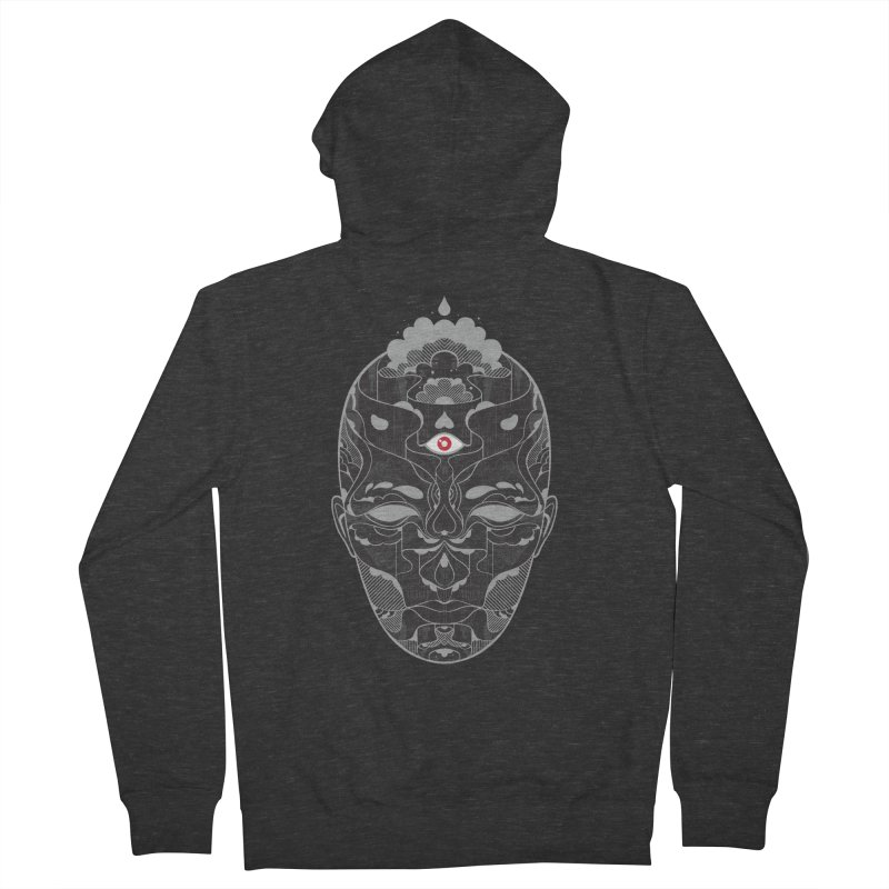 Queen Women's French Terry Zip-Up Hoody by deliciousdesignleague's Artist Shop