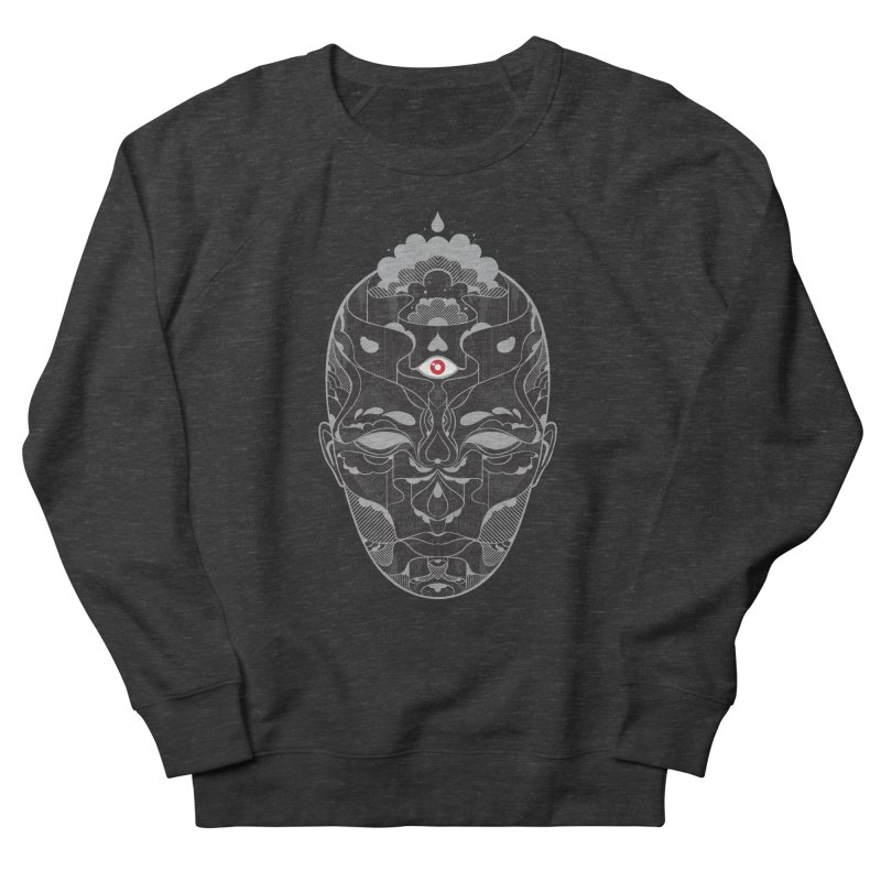 Queen Men's Sweatshirt by deliciousdesignleague's Artist Shop