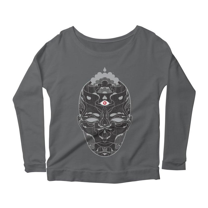 Queen Women's Scoop Neck Longsleeve T-Shirt by deliciousdesignleague's Artist Shop