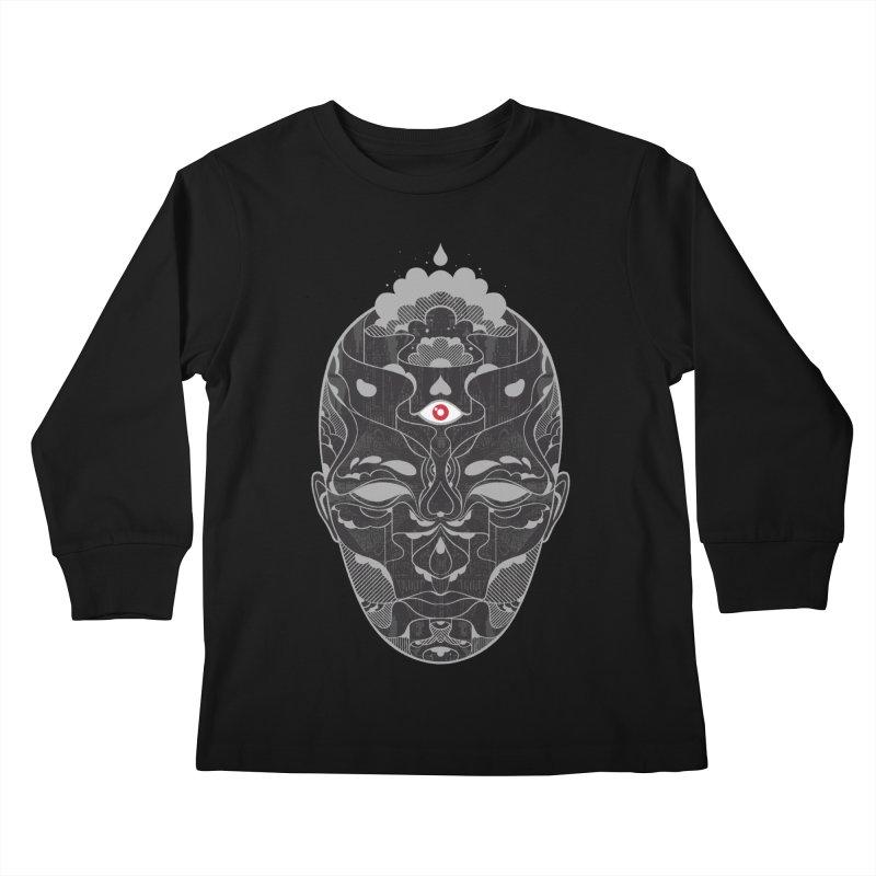 Queen Kids Longsleeve T-Shirt by Delicious Design Studio