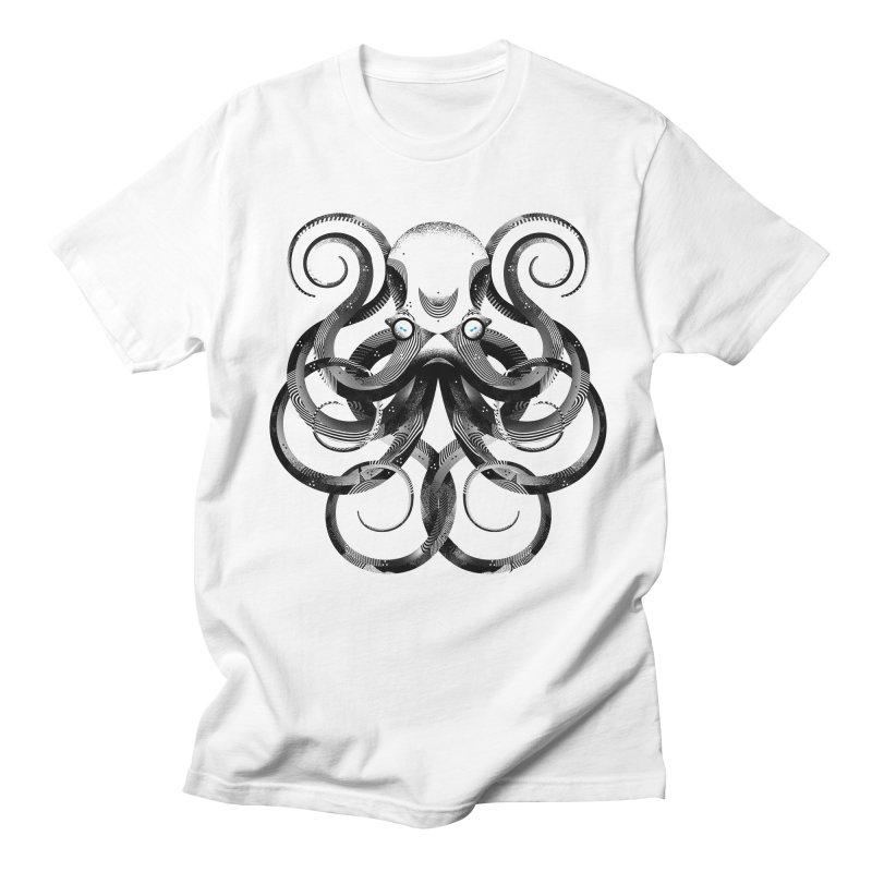 Octopus! Men's Regular T-Shirt by deliciousdesignleague's Artist Shop