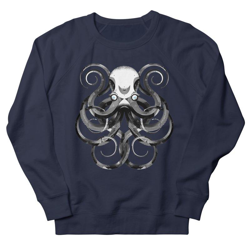 Octopus! Men's Sweatshirt by deliciousdesignleague's Artist Shop