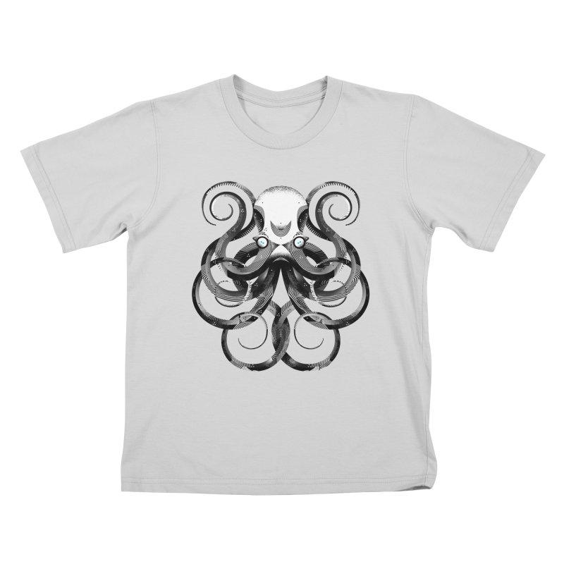 Octopus! Kids T-Shirt by deliciousdesignleague's Artist Shop