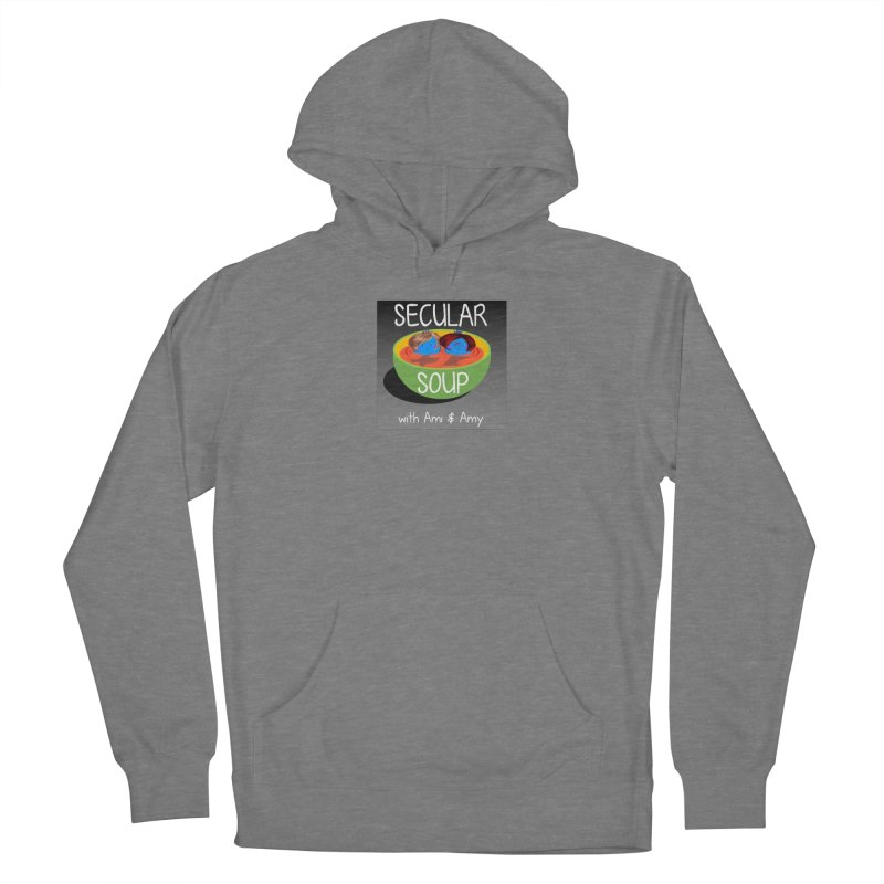 Secular Soup Logo Women's Pullover Hoody by Delightful Bitchcraft Merch Marketplace