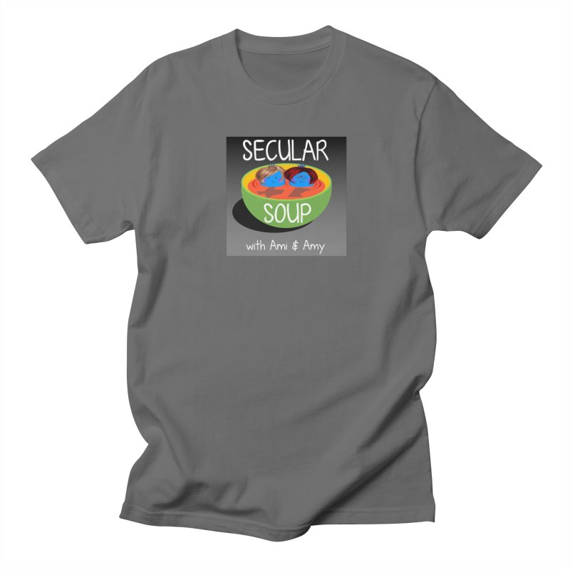 Secular Soup Logo Men's T-Shirt by Delightful Bitchcraft Merch Marketplace