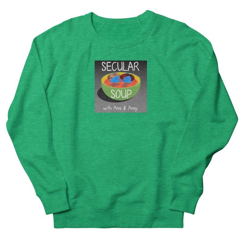 Secular Soup Logo Women's Sweatshirt by Delightful Bitchcraft Merch Marketplace