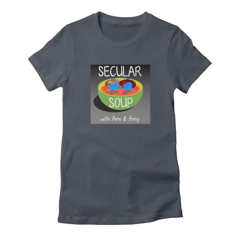 Secular Soup Logo Women's T-Shirt by Delightful Bitchcraft Merch Marketplace