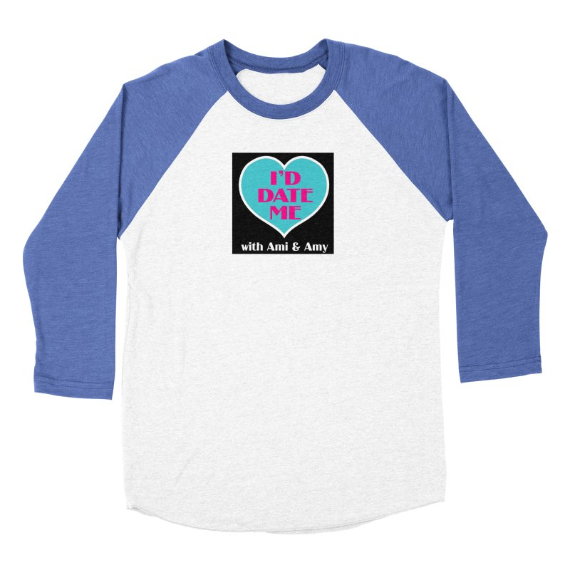 I'd Date Me Logo Women's Longsleeve T-Shirt by Delightful Bitchcraft Merch Marketplace