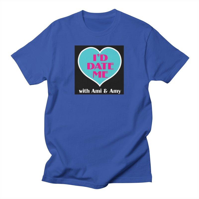 I'd Date Me Logo Men's T-Shirt by Delightful Bitchcraft Merch Marketplace