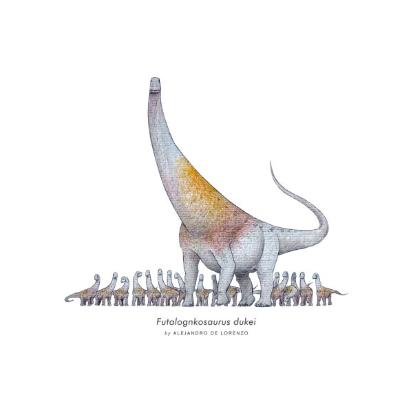 Design for Futalognkosaurus