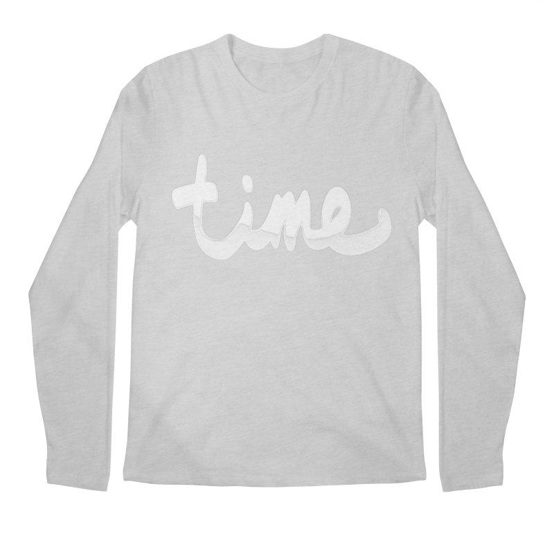 Time for Chrome Men's Regular Longsleeve T-Shirt by Demeter Designs Artist Shop