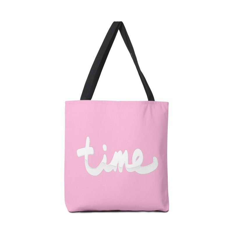 Time for Chrome Accessories Tote Bag Bag by Demeter Designs Artist Shop
