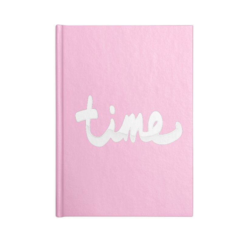 Time for Chrome Accessories Blank Journal Notebook by Demeter Designs Artist Shop