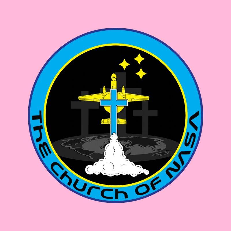 The Church Of NASA by Demeter Designs Artist Shop