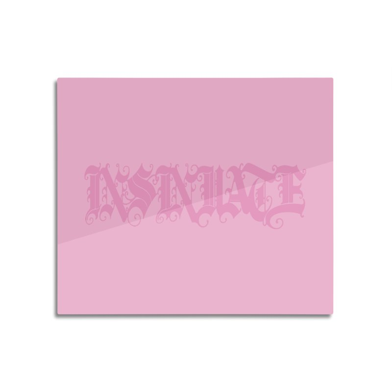 INSINUATE Home Mounted Acrylic Print by Demeter Designs Artist Shop
