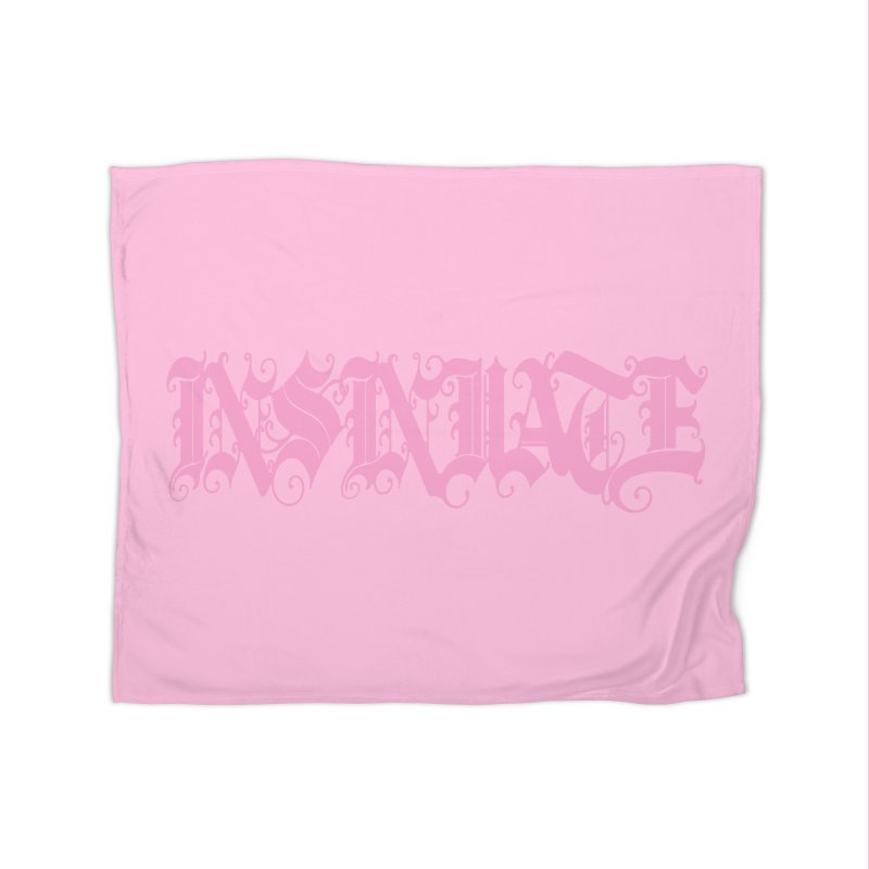 INSINUATE Home Fleece Blanket Blanket by Demeter Designs Artist Shop
