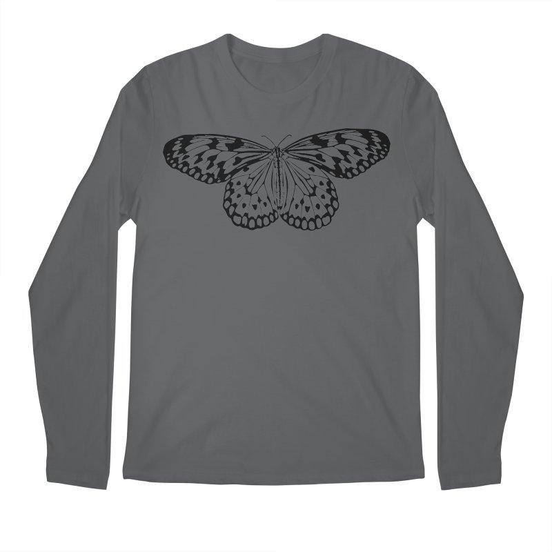 Transparent Men's Regular Longsleeve T-Shirt by Demeter Designs Artist Shop