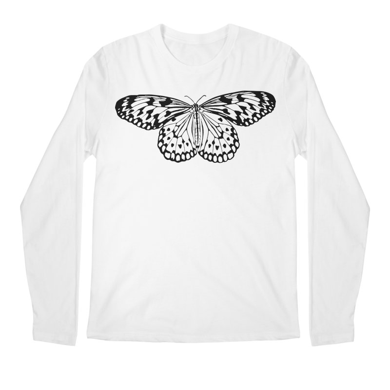 Transparent Men's Regular Longsleeve T-Shirt by Demeter Designs Artist Shop