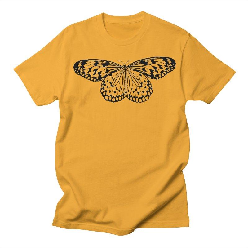 Transparent Men's Regular T-Shirt by Demeter Designs Artist Shop