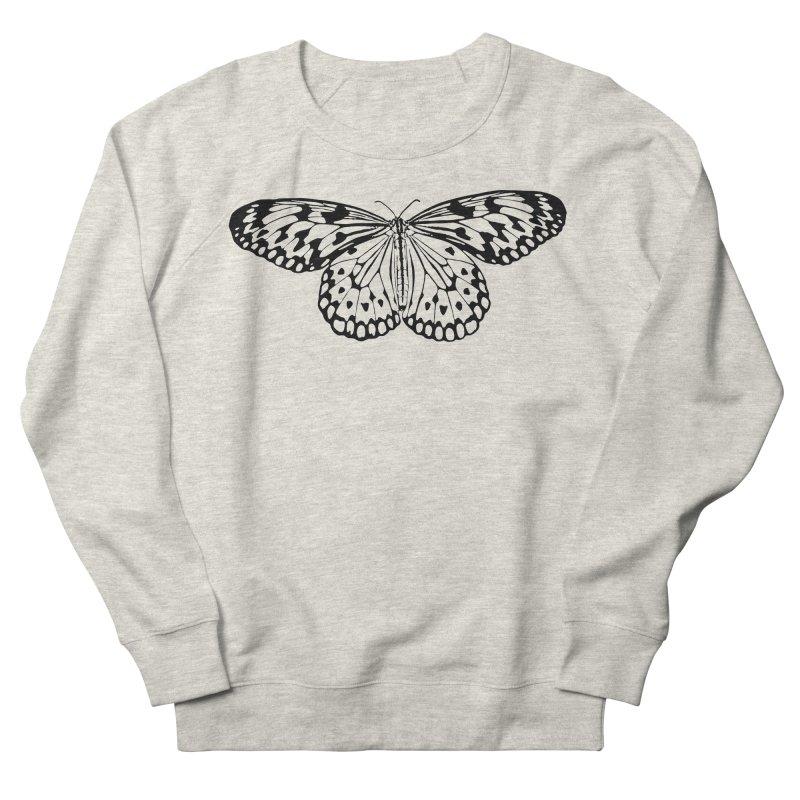 Transparent Women's French Terry Sweatshirt by Demeter Designs Artist Shop