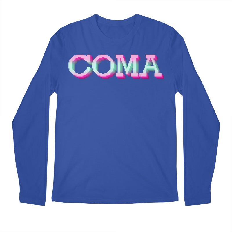 COMA Men's Regular Longsleeve T-Shirt by Demeter Designs Artist Shop