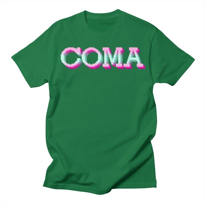 COMA Men's Regular T-Shirt by Demeter Designs Artist Shop